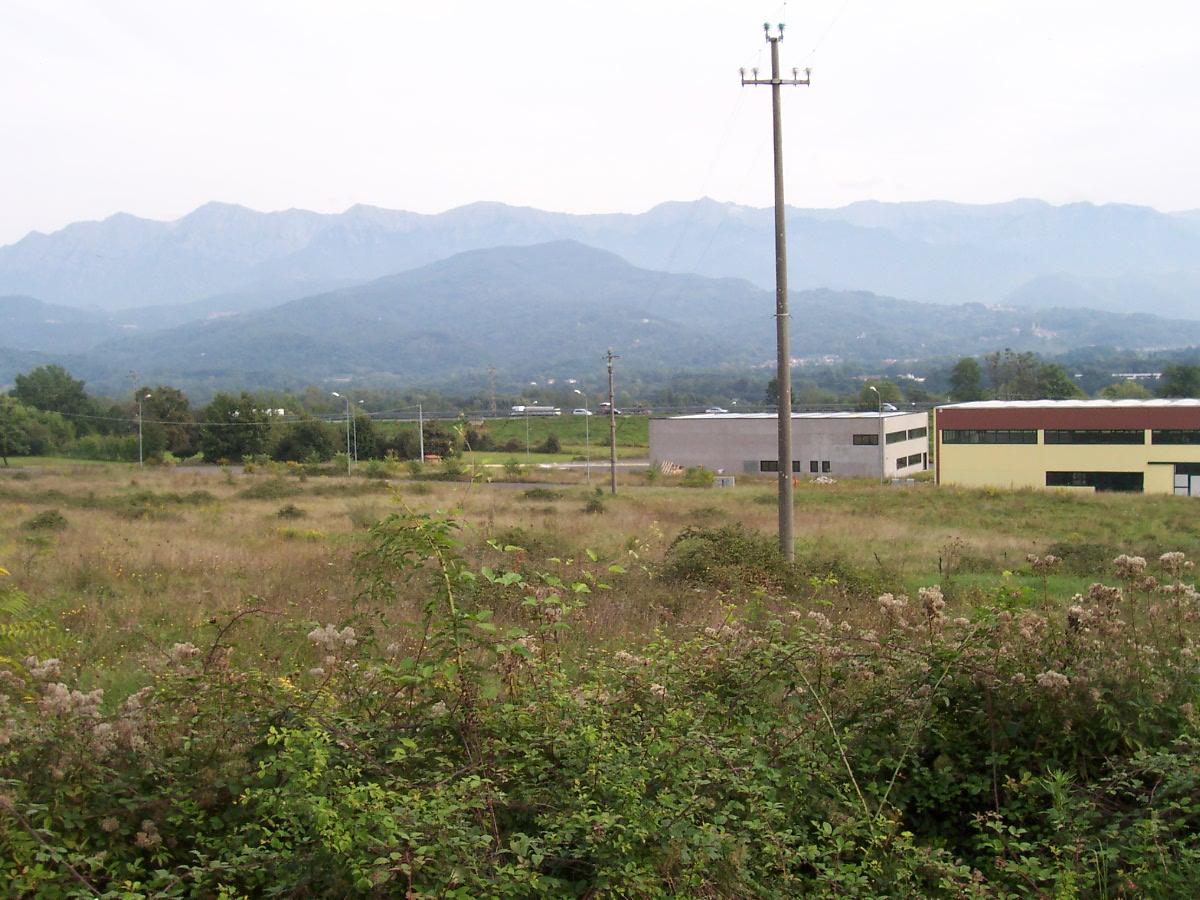 Veduta area Artigianale di Boceda