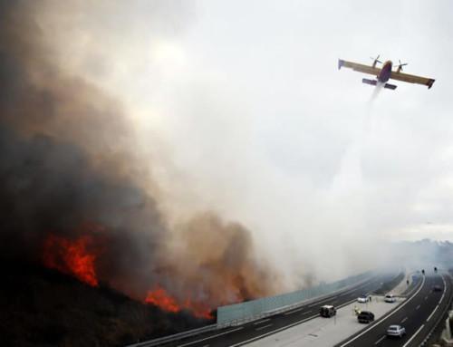 Rischio incendi: dal 6 aprile di nuovo possibili gli abbruciamenti