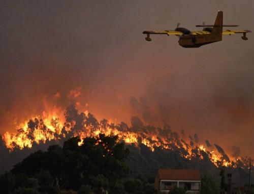 Nuovo periodo a rischio incendi fino al 10 ottobre