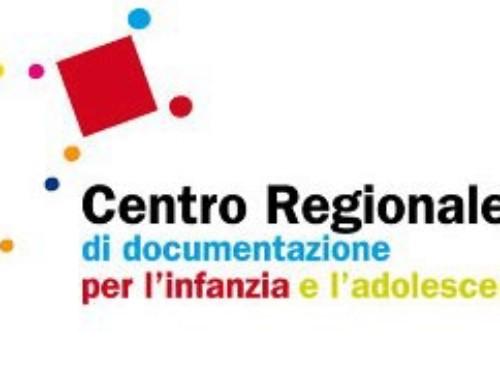 La newsletter del Centro Regionale per l'infanzia e l'adolescenza